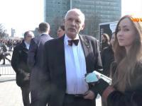 Janusz Korwin-Mikke o grach komputerowych oraz e-sporcie - Wywiad podczas IEM Katowice