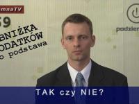 KŁAMSTWA o niemożliwości obniżenia podatków (TAK czy NIE: Korwin-Mikke vs Urbaś)