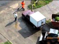 Jak przestawić samochód na remontowanej ulicy
