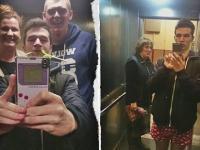 Niespodzianka w windzie & Dzień Kobiet (Marek FM)
