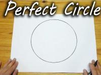 Jak narysować idealne koło
