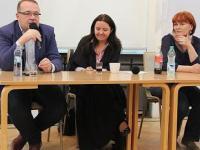 Przegląd Tygodnia w Klubie Ronina (J. Lichocka, D. Kania, P. Gociek - 19.05.2014)