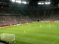 Polska-Mołdawia (2:0) Bramki + Podziękowania dla PZPN
