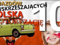 10 Pojazdów wskrzeszających polską motoryzację