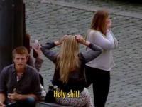 Podrywanie dziewczyn na golasa