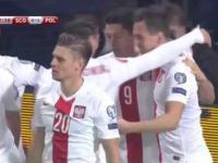 Po dramatycznym meczu Polska remisuje ze Szkocją 2:2 w ramach el. ME!