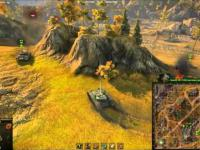 World of Tanks skakajace czolgi