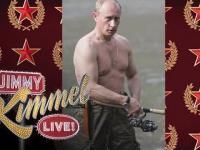 Jimmy Kimmel wyśmiewa Obamy za trening na siłowni