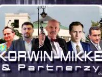 Korwin-Mikke i partnerzy - parodia Malanowskiego.