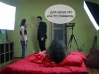 Rosyjskie randki w ukrytej kamerze