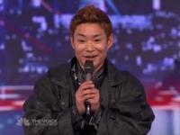 Kenchi Ebina w America's Got Talent