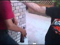 Kolejna walka pijaczków