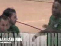 Cudowny gol z futsalu autorstwa Rathinho