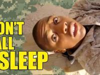 Drzemka żołnierza