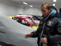 garaż Pettera Solberga