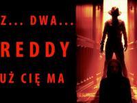 Raz.. Dwa.. Freddy już Cię ma!