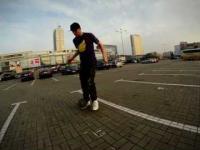 Street Soccer, Niesamowite tricki na ziemi, Arriba!