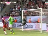 Dwa gole Lewandowskiego w finale Telekom Cup !
