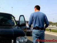 Cars Crash Compilation in Russia 13/05/2013