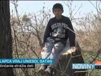 Szok i niedowierzanie na Słowacji - małego chłopca porwał szatan
