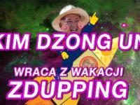 KIM DZONG - Wraca z wakacji do szkoły