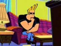 Johnny Bravo - jedno palące pytanie