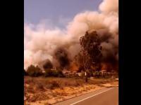 San Diego w ogniu
