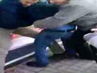 Gliwicka policja kontra chłopak z piwem