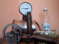 Silnik parowy, czyli zrób sobie prąd