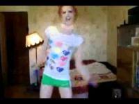 Fanka taniec Britney Spears