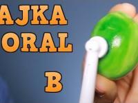 AdBuster - czy jajka lubią oral B?