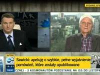 Kompromitacja Niesiołowskiego
