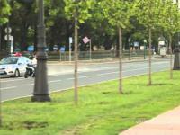 Nieudana próba ucieczki motocyklisty