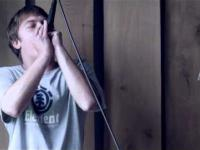 19latek z potężnym głosem