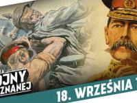 Ziemią po oczach - Początek wojny w okopach I Historia Wojny Nieznanej - Tydzień 8