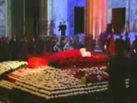 Spazmy przed trumną Kim Dzong Ila