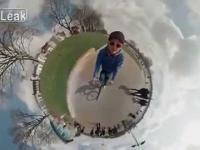 360 stopniowa sferyczna panorama