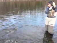 Dlaczego nie warto brać kobiety na ryby