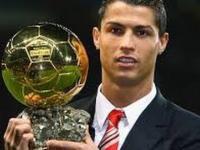 Cristiano Ronaldo zwycięzcą złotej piłki za 2013 rok!