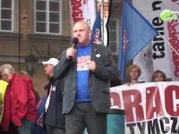 200 tyś. protestujących w Warszawie - bez komentarza