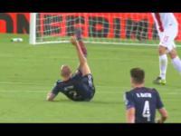 Skrót meczu Polska - Szkocja 08.10.2015 Glasgow