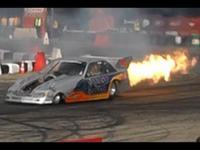 Ile trwa odpalenie samochodu odrzutowego?