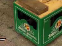 Najszybsza skrzynka piwa na świecie