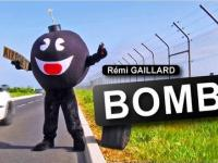 Rémi Gailllard bomba na lotnisku i dworcu