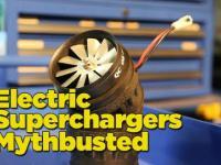 Elektryczne sprężarki - czy rzeczywiście dodają silnikom moc?