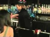 Miły barman