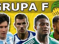 Brazylia 2014 - ciekawostki o grupie F