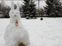 Prima aprilis czyli Wielkanocny Atak Zimy
