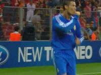 Piękna bramka Cristiano Ronaldo