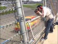 Fotografowanie wyścigówek jadących z prędkością 321km/h